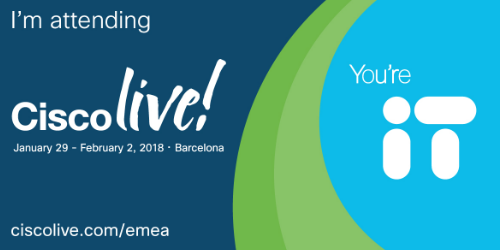 Engage ESM at Cisco Live