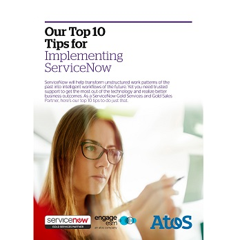 Our Top 10 Tips for Implementing ServiceNow