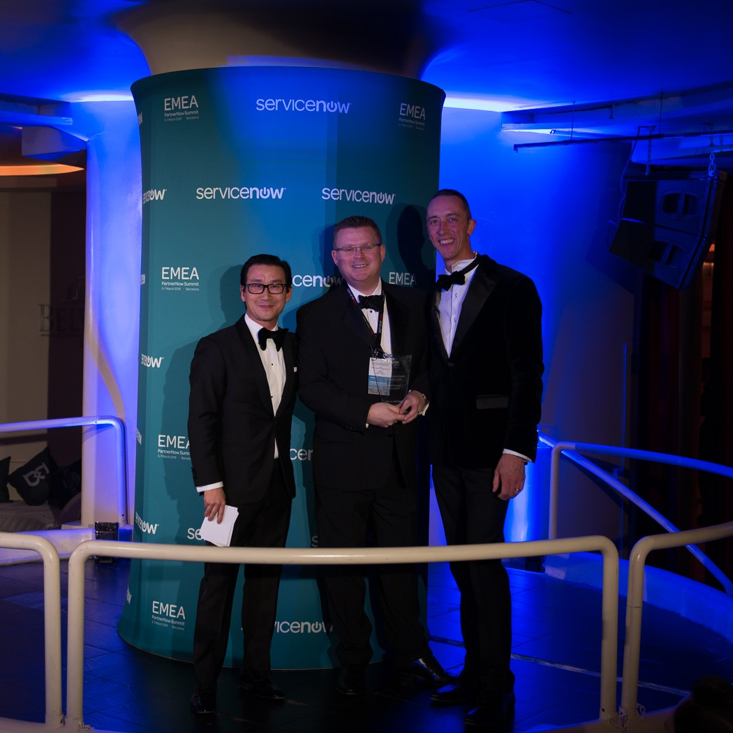 Engage ESM gewinnt den ServiceNow Customer Satisfaction Award