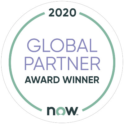 ServiceNow Global Accelerated Growth Partner of the Year<br><br>