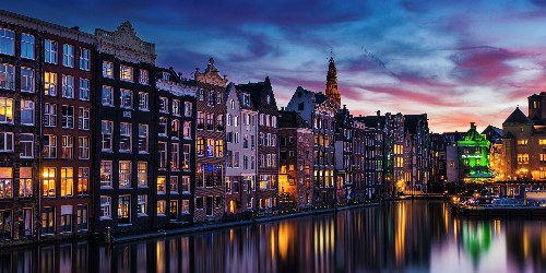 Now at Work Amsterdam - <br>October 2020