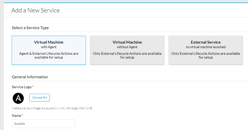 Configuration Management in CloudCenter: Ansible | Engage ESM