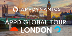 AppD Global Tour: London