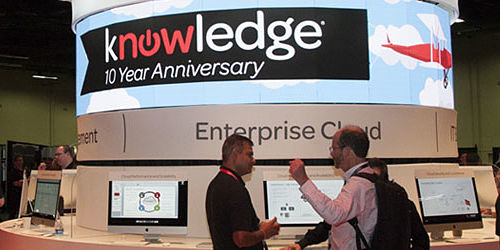 Accelerate Your Digital Transformation at Knowledge 17