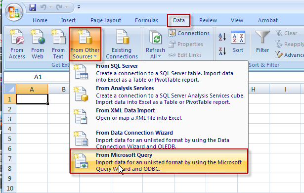 """Excel"" with ServiceNow Advanced Reports - part 3"