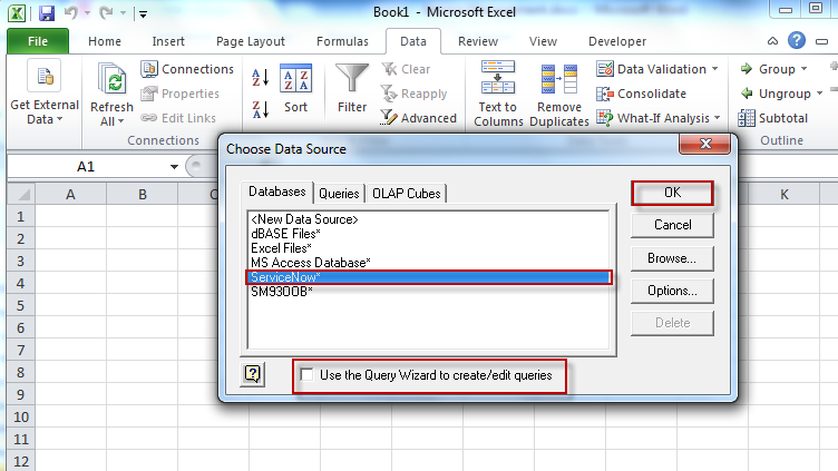 """Excel"""" with ServiceNow Advanced Reports - part 3 